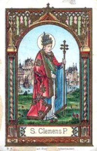 sveti Klemen I. - papež in mučenec